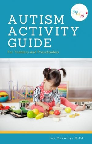 Autism Activity Guide Cover