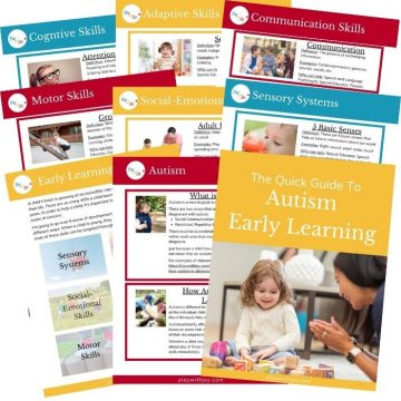 Autism Early Learning Square